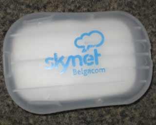 Le savon en tranches Skynet